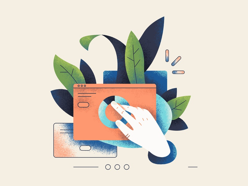 Adjustments interface typography editorial animation graphic icons character minimal art icon plants flat ux ui simple texture design vector illustration adjustment