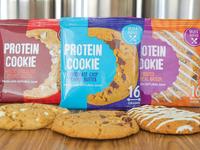 Buff Bake Cookie Packaging