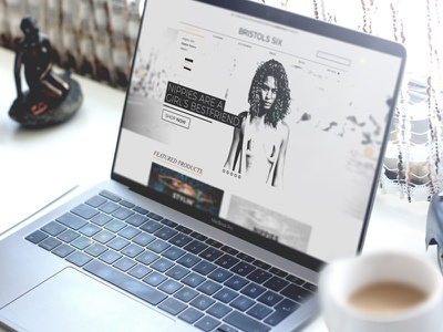 Bristols6 Website Redesign ux ui web design website
