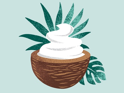 coconut whipped topping dessert topping cream whipped coconut package traderjoes trader joes