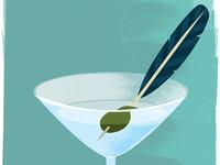 kingfisher martini