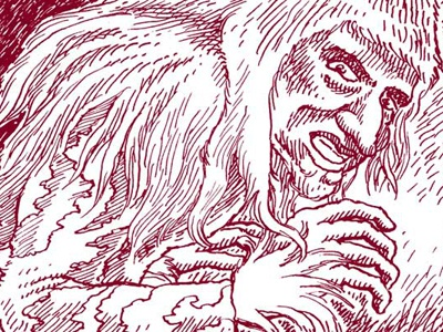 William Shakespeare's Life Lessons illustration book shakespeare