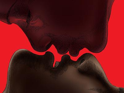 """Desnorte"" short stories book illustration"
