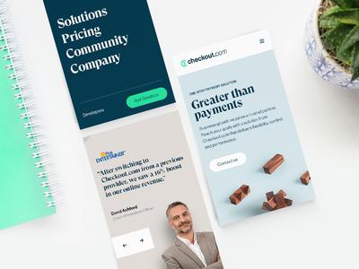 Checkout.com – Mobile