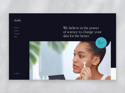 Atolla Homepage