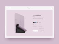 Yogaline Shop Modal