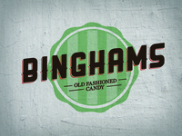 Binghams Old Fashioned Candy