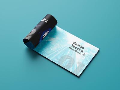 Brochure branding graphic design