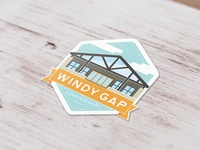 Windy Gap Sticker