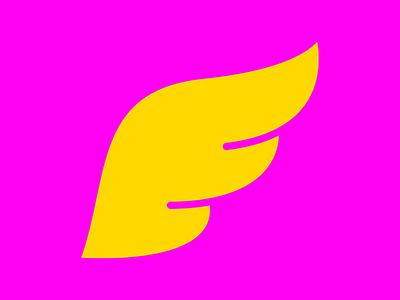 Happy Women's Day lessismore minimallogo minimal freedom wings logo happywomensday