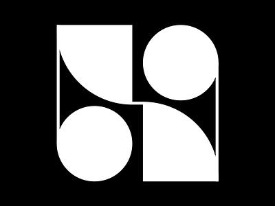 36 Days of Type - Letter N vector design illustration minimal corporate identity branding poster lessismore logo