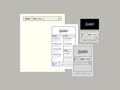 More Bartlett Stationery - large version attached