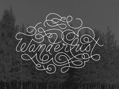 The Great PNW script lettering wanderlust the great pnw tshirt