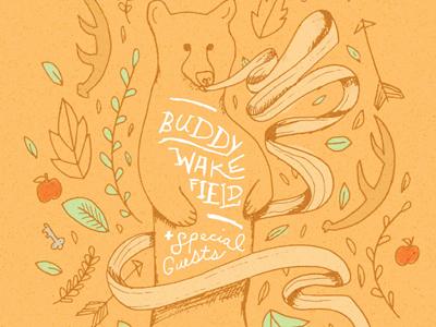 Buddy wakefield d