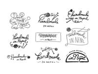 Handmade tag alternates
