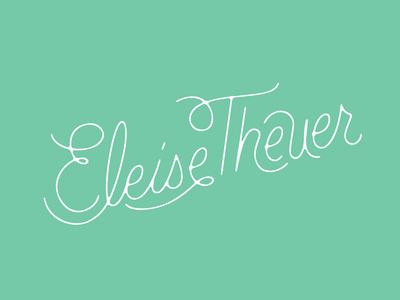 Eleise Logo