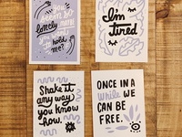 lyric prints