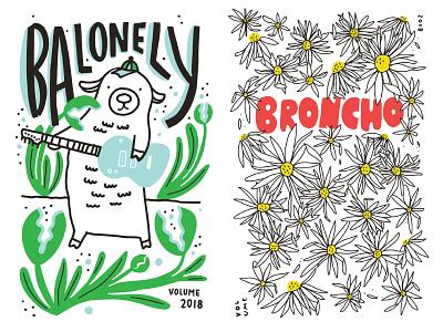 Volume Poster Show bands broncho spokane illustration posters