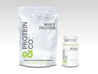 Protein&Co. Packaging