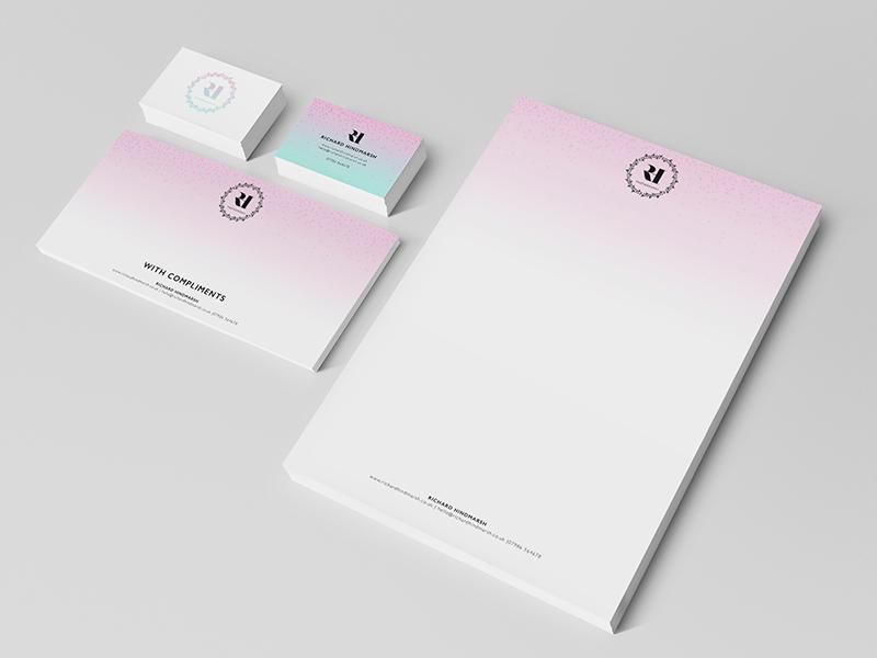 Branding for wedding photographer logo design design letterhead wedding photographer business cards branding