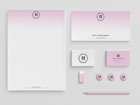 Branding for wedding photographer