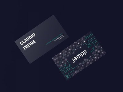 Business Card for Techies