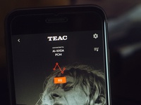TEAC App redesign...
