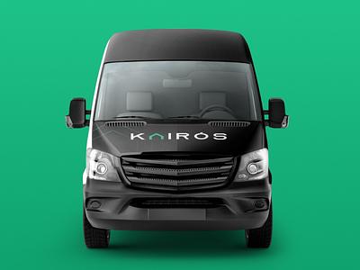 Kairós - branding project vector logo graphic design design branding