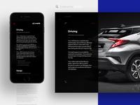 The Danish Toyota CHR Campaign