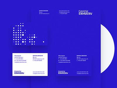 Dansk Erhverv rebranding branding