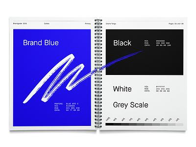 Charlie Tango Visual identity brand colors visual identity brandguide graphic design branding
