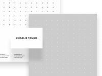 Charlie Tango Visual Identity