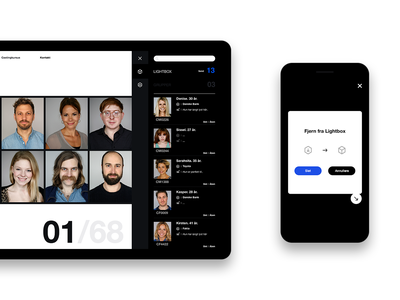 CASTIT – Web and mobile digital agency icon mobile blue minimalistic interface ux ui graphic-design design