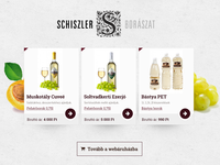 Winery products mockup