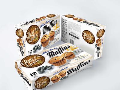 Gluten Free Goodies packaging
