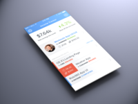 Income Tracker App