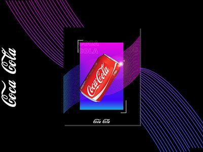 Coca Cola design branding