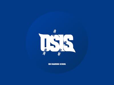 osis logo design logo