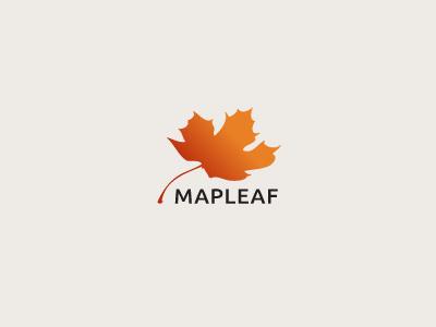 Mapleaf Logo maple green logo web 2.0