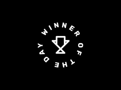 Winner of the day - UX Trophy (UI & UX Design Inspiration)