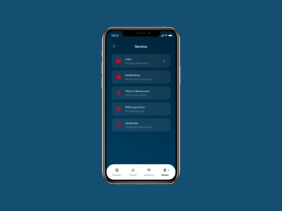 Banking Service Overview