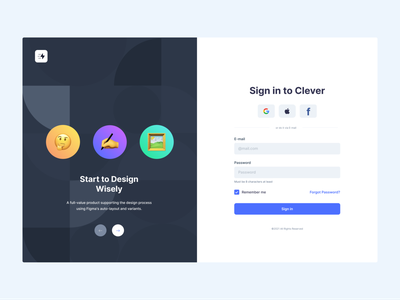 Login Screen from Webpixels Templates website dashboard bootstrap ui application template page screen authentication form register login