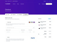 Purpose Website Ui Kit Shop Checkout Payment 800x600