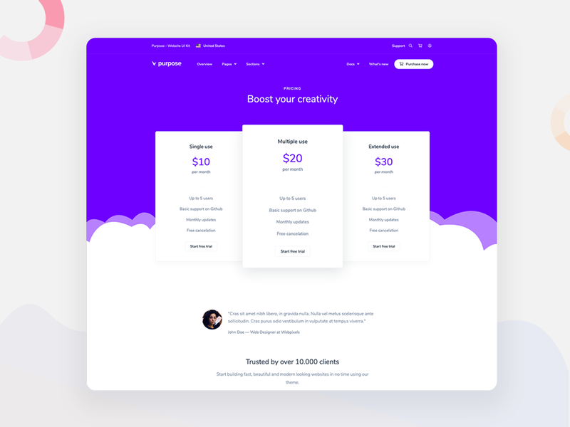 Pricing Plans pricing plan pricing agency theme website bootstrap template