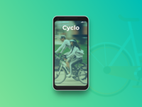 Cyclo - Bike Renting App