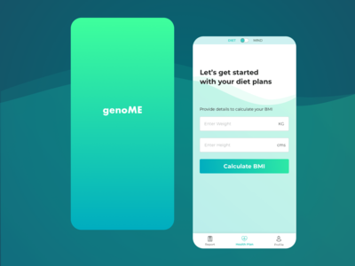 genoME - a preventive healthcare app