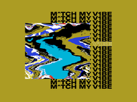 m^tch my v1be - single cover