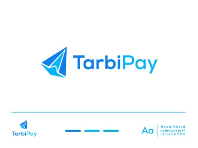 TarbiPay Logo Design || Modern and Colorful logo colorful logo design illustration logo professional logo wallet logo visual identity ecommerce app logo pay logo payment logo modern logo brand identity branding logo design payment app payment service online payment pay app online banking