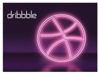 neon-Dribbble