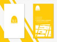 edge Nail&Beauty Lab Branding Identity-business card